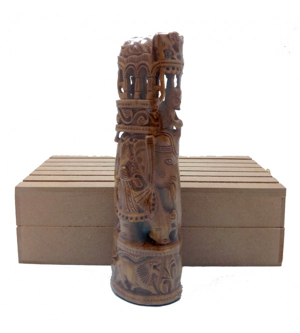 AMBARI CARVED SANDALWOOD