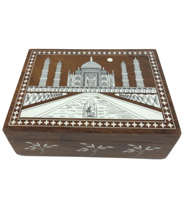 6x8 inches Jewelry Box inlay work