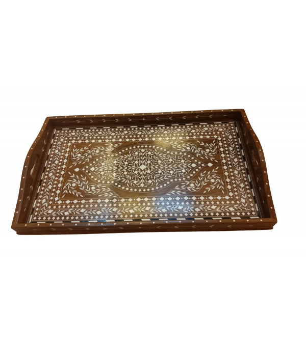 12X18 TEA TRAYS T55SFEX inlay work