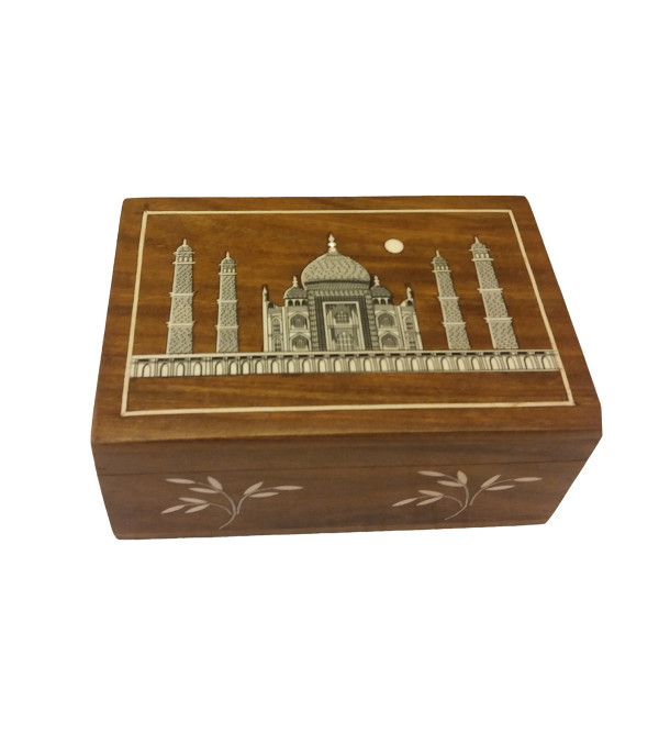 JEWELLERY BOX PLASTIC INLAY 6x4 inch