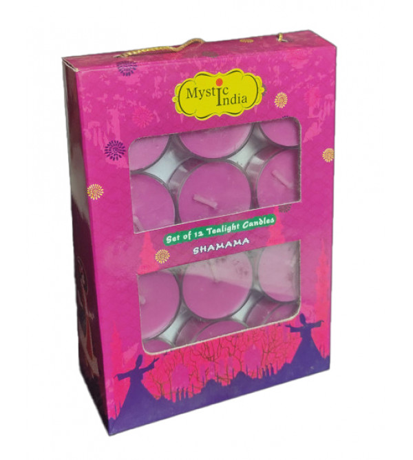 MI1014 SET OF 12 TLIGHT CANDLE