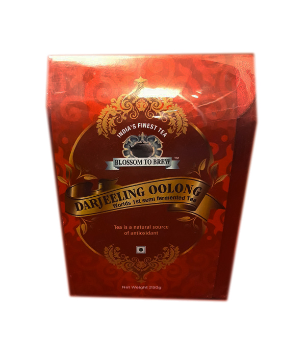 Darjeeling Oolong Tea 250gm
