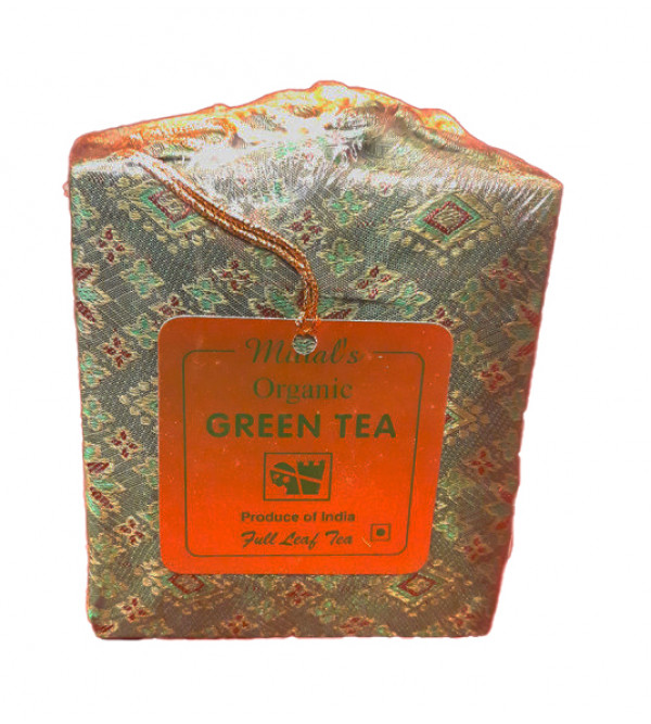 Green Tea Organic 100gm