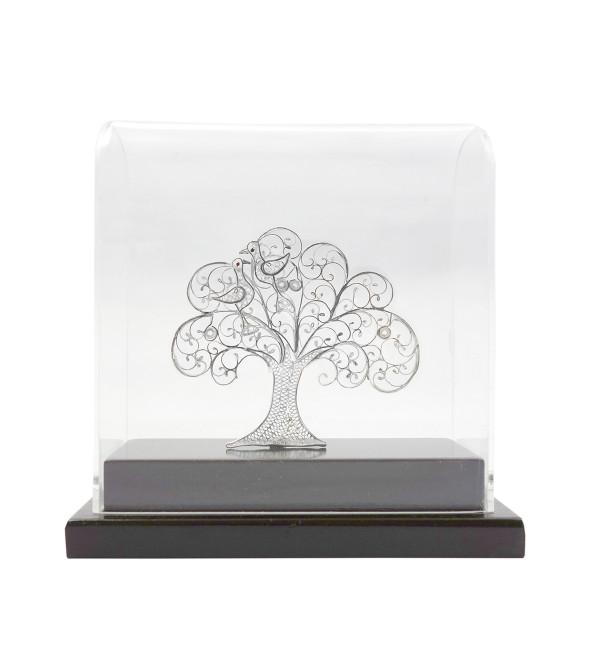 Silver Filgri Tree Medium