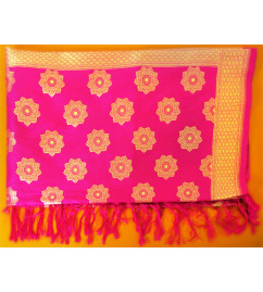Cfc Handloom Dupatta Cotton Phenkwa