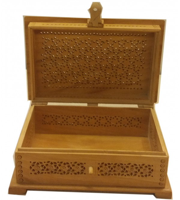 BOX JALI WORK KADAM WOOD6x4 inch