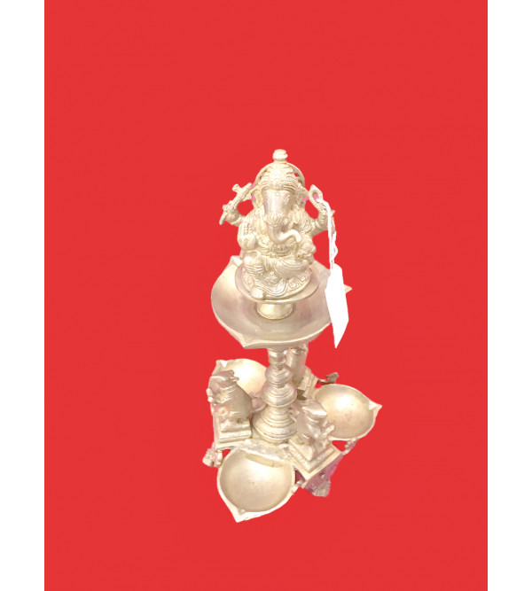 oil lamp ganesh